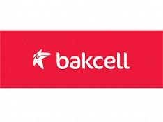 Bakcell nömrə - 055-258-80-50 Bakı