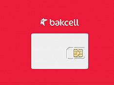 Bakcell nömrə - 099-544-40-40 Bakı