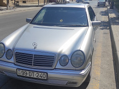 Mercedes E 240, 1998 год Bakı