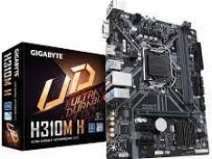 Mainboard Gigabyte H310M H (rev. 1.1) C1 Bakı