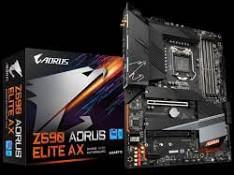 Mainboard Gigabyte Z590 Aorus Elite C1 Bakı