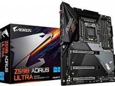 Mainboard Gigabyte Z590 Aorus Ultra C1 Bakı
