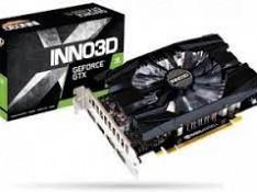 INNO3D Compact GeForce GTX 1660 Ti (6GB | 192 bit) c1 Bakı