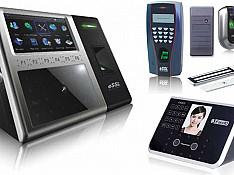 Üzlə keçid biometrik sistemi Bakı