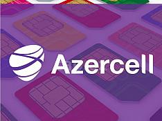 Azercell nömrə - 050-522-55-22 Gəncə