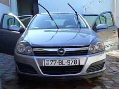 Opel Astra, 2006 il Sumqayıt