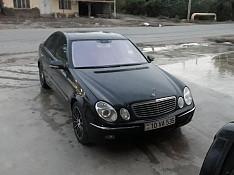 Mercedes E 320, 2003 il Sabirabad