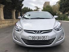Hyundai Elantra, 2014 il Bakı
