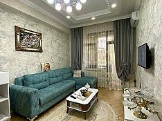 3-otaqlı mənzil icarəyə verilir, Elmlər Akademiyası m/st., 90 m² Баку