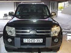 Mitsubishi Pajero, 2007 il Bakı