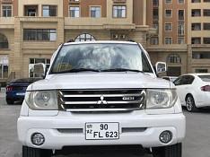 Mitsubishi Pajero İO, 2001 il Bakı