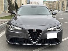 Alfa Romeo Giulia, 2017 il Bakı