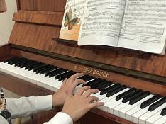 Piano müəllimi Баку