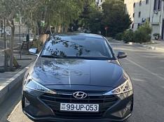 Hyundai Elantra, 2019 il Bakı