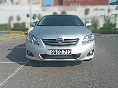 Toyota Corolla, 2008 il Баку