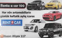 Rent a Car 100