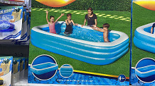 Intex Hovuzları